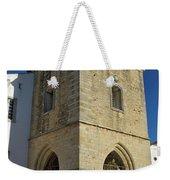 Faro Main Church Bells Tower Weekender Tote Bag