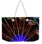 Farris Wheel Close-up Weekender Tote Bag
