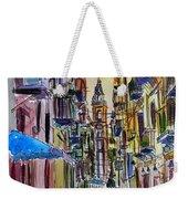Fascinating Palermo Sicily Italy Street Scene Weekender Tote Bag