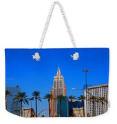Fascination Las Vegas Weekender Tote Bag