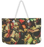 Fashion Designers Desk  Weekender Tote Bag