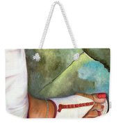 Fashion Feat Weekender Tote Bag