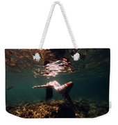 Fashion Mermaid II Weekender Tote Bag