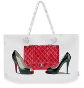 Fashion Statement Weekender Tote Bag
