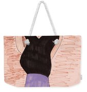 Fashion Style Seven Weekender Tote Bag