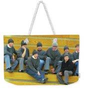 Fashionable Caps Weekender Tote Bag