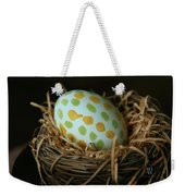 Fashionable Egg  Weekender Tote Bag