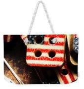 Fashioning A Usa Design Weekender Tote Bag
