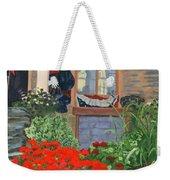 Fashionista Weekender Tote Bag by Lynne Reichhart