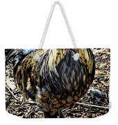 Fat Tuesday - Mardi Gras Chicken Weekender Tote Bag
