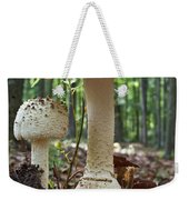 Father And Son Mushrooms Weekender Tote Bag