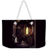 Father Bakers Refuge Weekender Tote Bag
