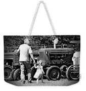 Father/daughter Day Weekender Tote Bag by Rick Morgan