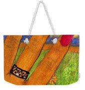Father I Stretch My Hand To Thee Weekender Tote Bag
