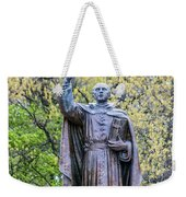 Father Marquette Weekender Tote Bag