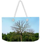 Father Time Weekender Tote Bag