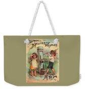 Father Tucks Nursery Rhymes Weekender Tote Bag