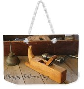 Fathers Day Tools Weekender Tote Bag