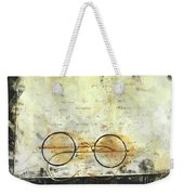 Father's Glasses Weekender Tote Bag