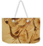 Fathers Joy Tile Weekender Tote Bag