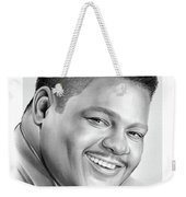 Fats Domino Weekender Tote Bag