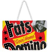 Fats Domino Weekender Tote Bag