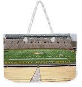 Faurot Field Weekender Tote Bag