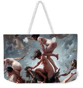 Faust's Vision Weekender Tote Bag by Luis Riccardo Falero