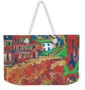 Fauvism Weekender Tote Bag