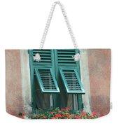 Faux  Painting Window  Weekender Tote Bag