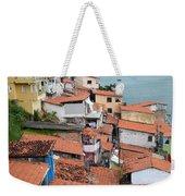Favela In Salvador Da Bahia Brazil Weekender Tote Bag