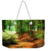 Favorite Path Weekender Tote Bag