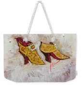 Favorite Shoes Weekender Tote Bag