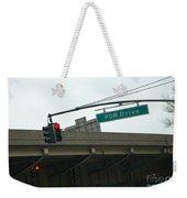 Fdr Drive Weekender Tote Bag
