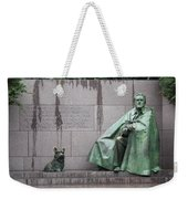Fdr Memorial - Neither New Nor Order Weekender Tote Bag