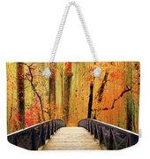 Forest Fantasia Weekender Tote Bag
