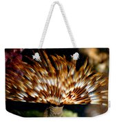 Feather Duster Weekender Tote Bag