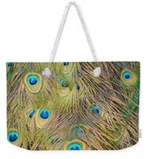 Feather Finesse Weekender Tote Bag