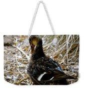 Feathers 2 Weekender Tote Bag