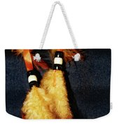 Feathers Of A Dreamcatcher Weekender Tote Bag
