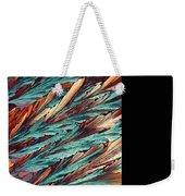 Feathers Of Crystal 2 Weekender Tote Bag
