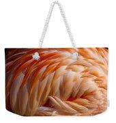 Feathers Of Pink Weekender Tote Bag