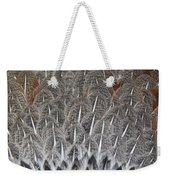 Feathers Of The Wild Hen Weekender Tote Bag