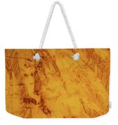 Feathers On The Wind Weekender Tote Bag
