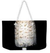 Feathery Mushroom Weekender Tote Bag