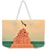 February 1945 Weekender Tote Bag