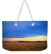 February Fields Weekender Tote Bag