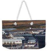 Fedex Express Fedex Ship Center At Oakland International Airport Weekender Tote Bag