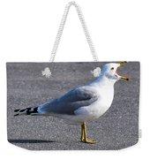 Feed Meeeee Weekender Tote Bag
