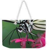 Feeding Rice Paper Weekender Tote Bag